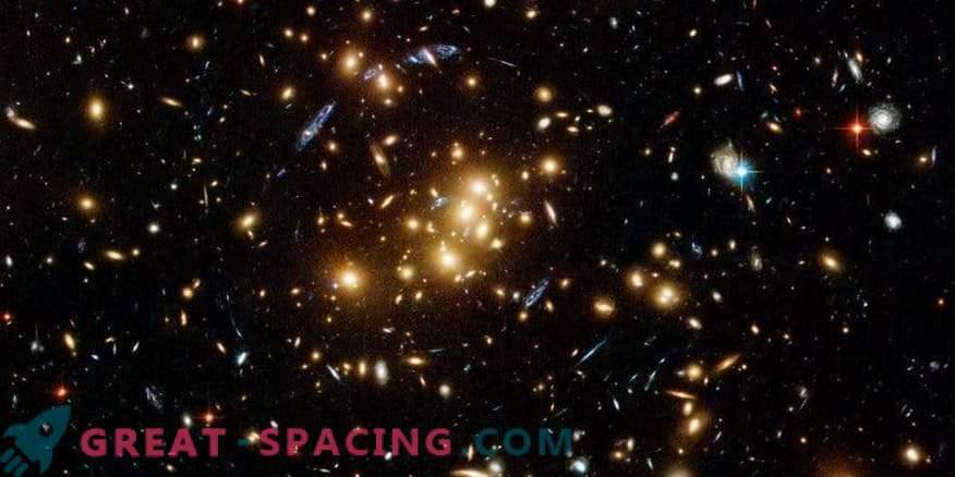 Galaktične skupine združujejo