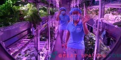 Kitajski prostovoljci zapustijo virtualno lunarno bazo