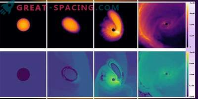 Vesoljski zombiji! Kako črne luknje animirajo mrtve zvezde