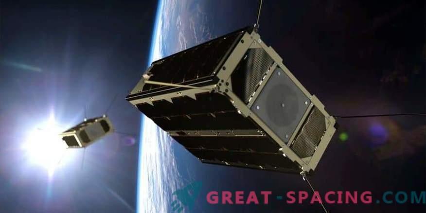 Prvi satelit ESA leta 2018