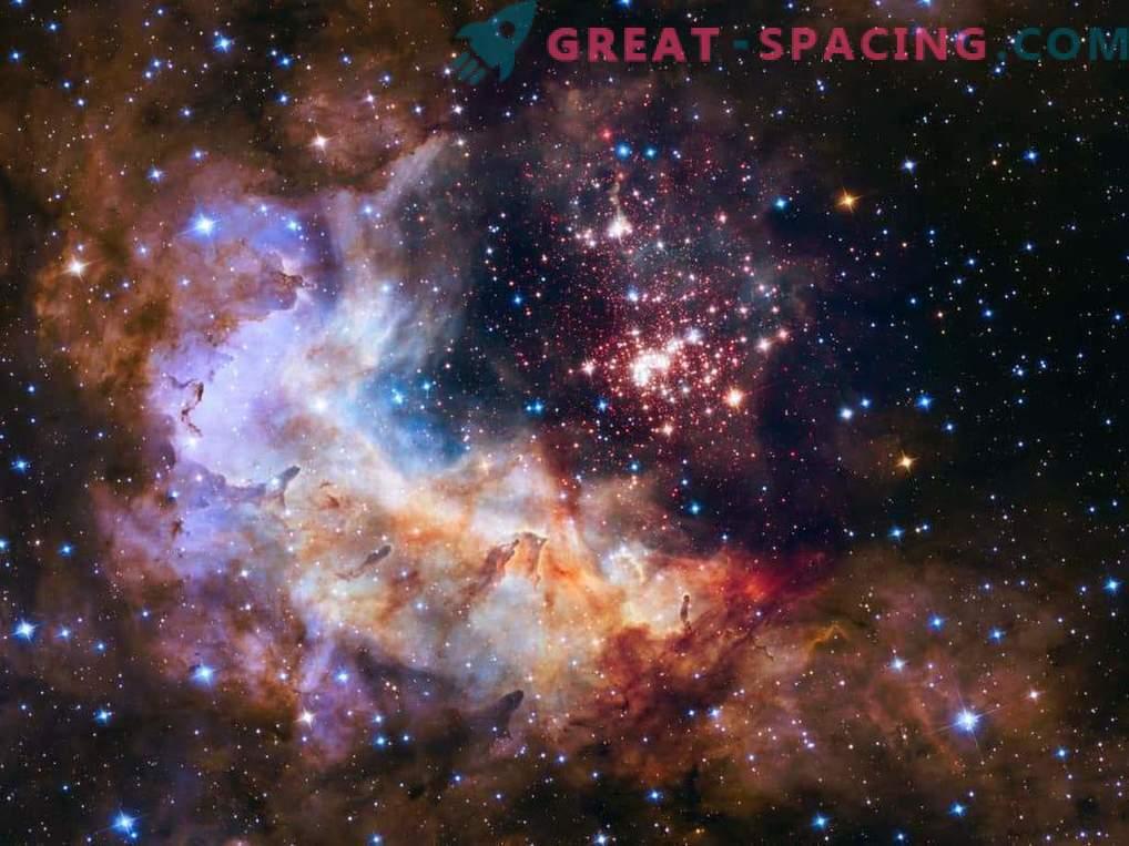 Hubble predstavlja čudovito jubilejno sliko