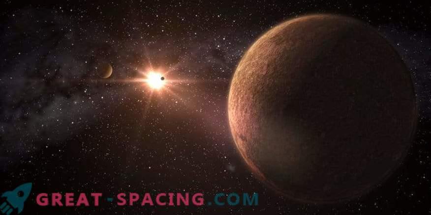 Novi sistem s tremi zemeljskimi planeti