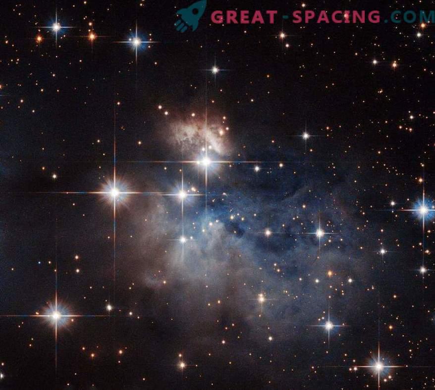Magnetni prah pojasnjuje skrivnost infrardečih zvezd