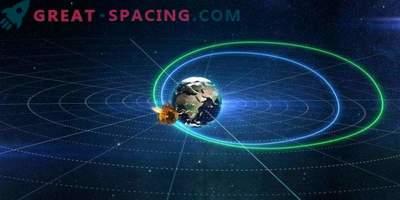 La nave lunar israelí activa por primera vez el motor