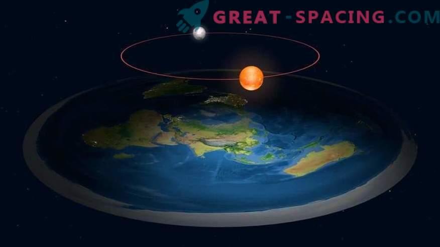 Kaj pa, če bi bila naša Zemlja res ravna