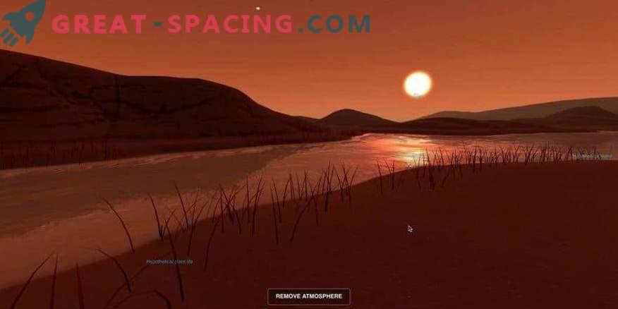 Odpravite se na virtualno potovanje v nov svet z NASA