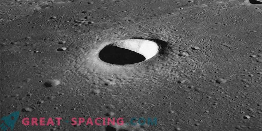 Štetje kraterjev: lahko pomagate pri preslikavi površine lune