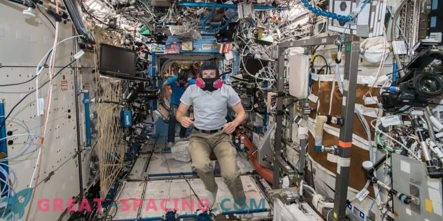 Nujno usposabljanje na ISS