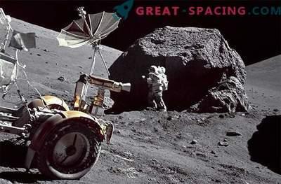 Kaj smo izvedeli o Luni od dni Apolla?