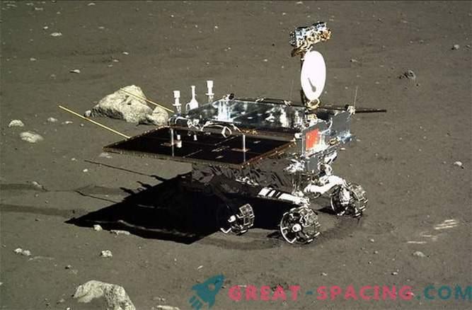 Kitajski lunin rover razkriva presenetljivo kompleksno zgodovino lune.