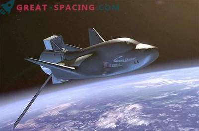 Dream Chaser bo dostavil tovor na ISS