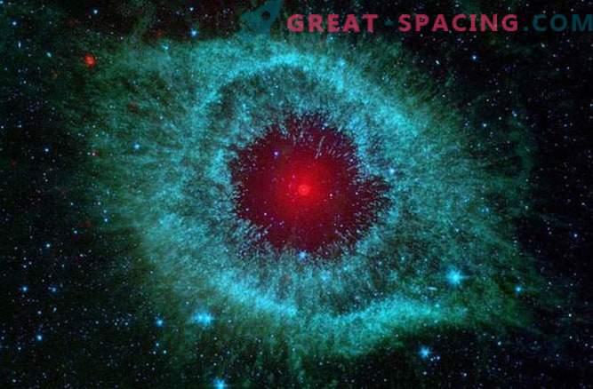 Izbor najsvetlejših fotografij meglic, ki jih je naredil Spitzerjev teleskop
