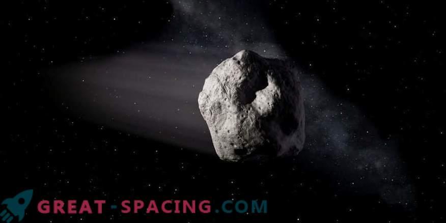 Bizarne oblike asteroidov Bennu in Ryugu