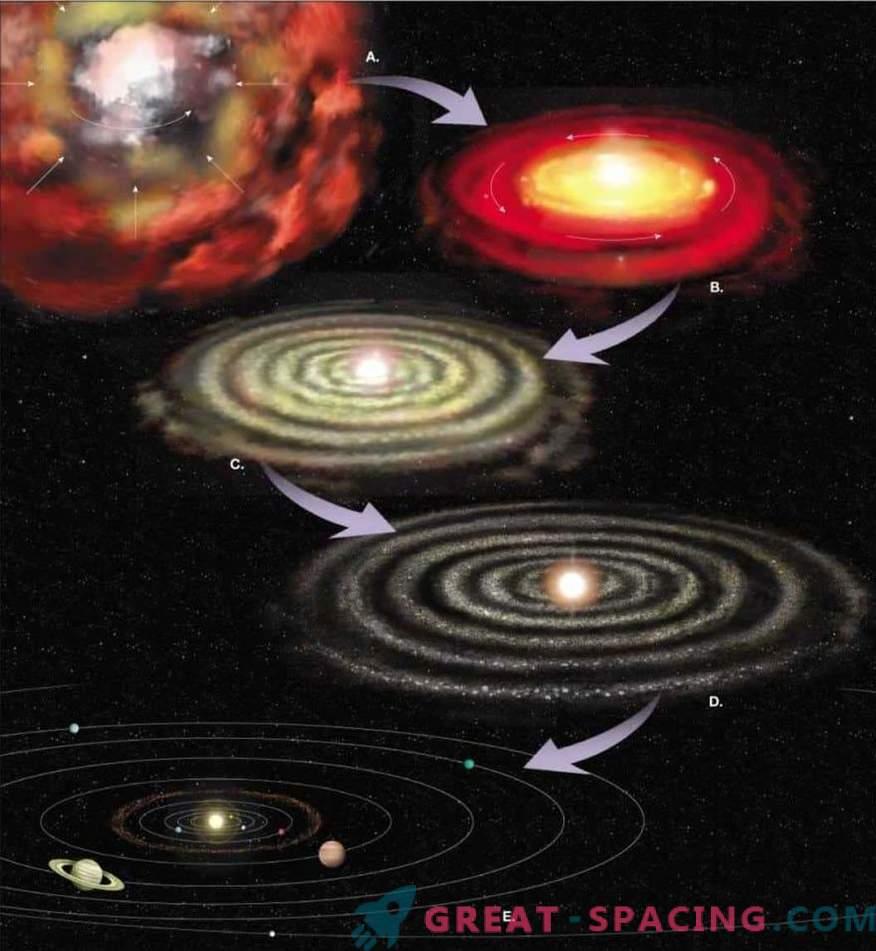 Znanstveniki so izrazili novo teorijo o nastanku Zemlje