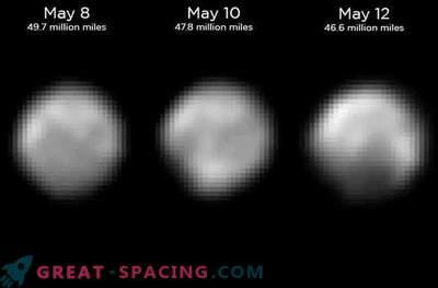 Najnovejše slike novih obzorij: Pluton z nove strani