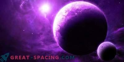 Aliensko življenje je lahko vijolično
