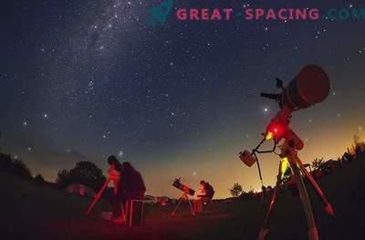 Nasveti za izbiro darila za astronome za novo leto