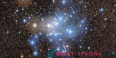 Znanstveniki so našli novo gibljivo skupino zvezd
