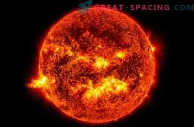 Sonce lahko izbruhne v destruktivne super bliske.