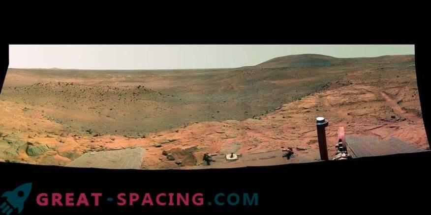 Življenje na Marsu? Morda je tukaj!