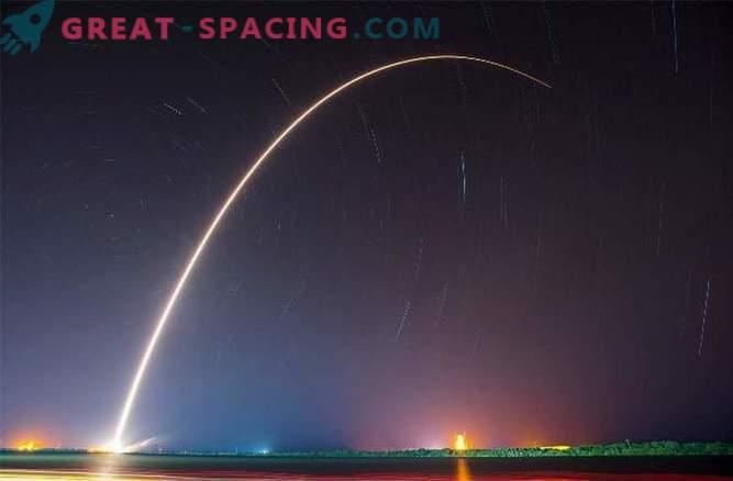 Vesoljska raketa Falcon je izvedla drugo uspešno pristanek.