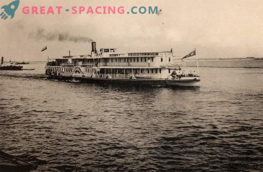 Zgodba mornarjev o srečanju z zunajzemeljsko ladjo. Kaj so videli leta 1936 iz parne peči