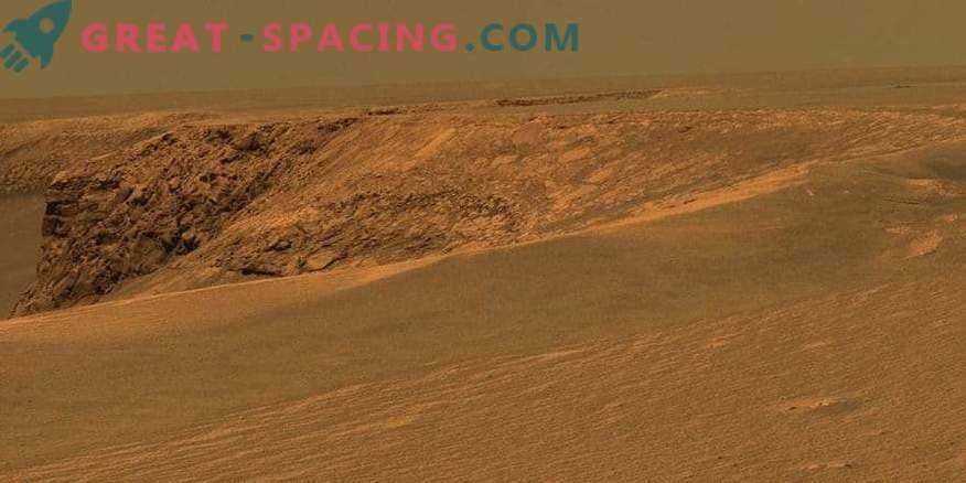 Ali bodo človeške misije sledile stopinjam Opportunity roverja?