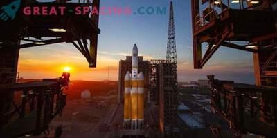 Neuspela zamuda pri uvedbi ameriškega vohunskega satelita
