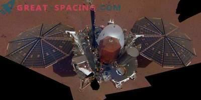 Marsovski aparat razkriva vreme Rdečega planeta