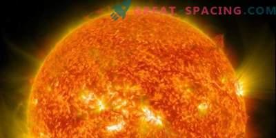 ALMA se ukvarja s skrivnostjo sončne korone