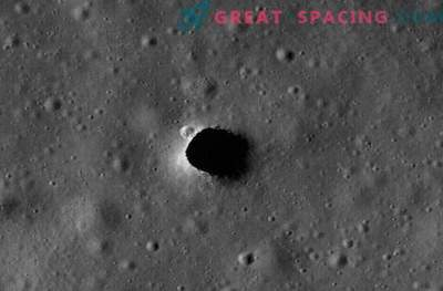 Lava cevi na luni lahko zaščitijo astronavte