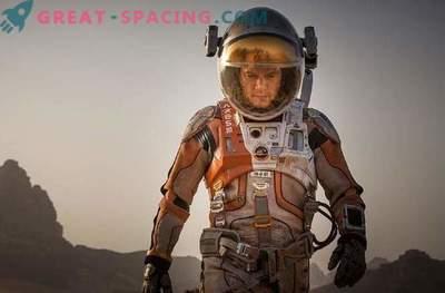 Fotografije, ki prikazujejo razvoj tehnologije NASA za let na Mars