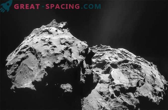 Comet Rosetta je bolj nenavaden, kot smo si predstavljali