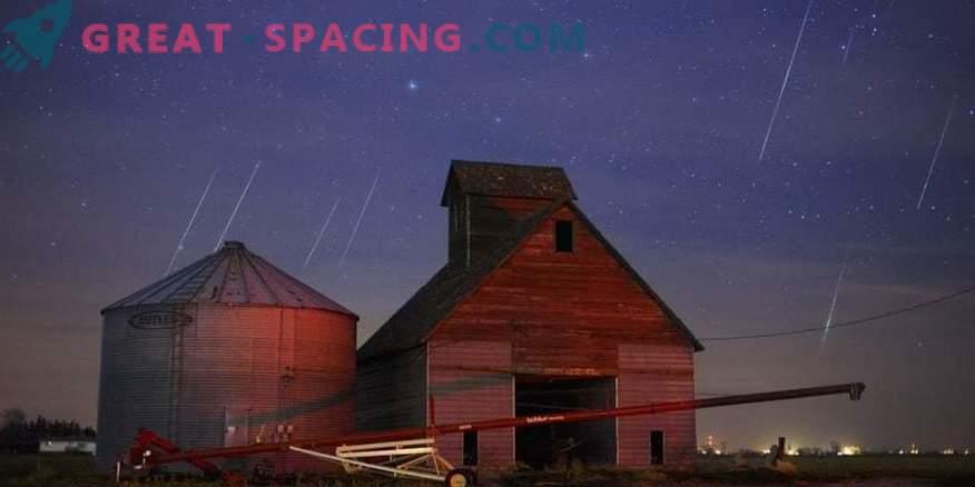 Starodavni kozmični prah se izliva v kanalizacijo s streh