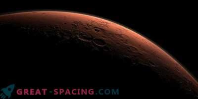Eberswaldejev krater v Marsu v 3D
