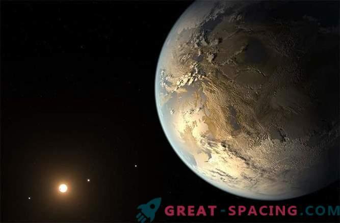 Je Kepler-186F nekakšna Zemlja?