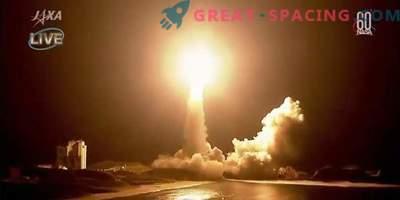 Lieferung zu sein! Japanisches Frachtschiff startet zur ISS