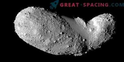 Asteroid Itokawa ne more več skriti skrivnosti pred znanstveniki