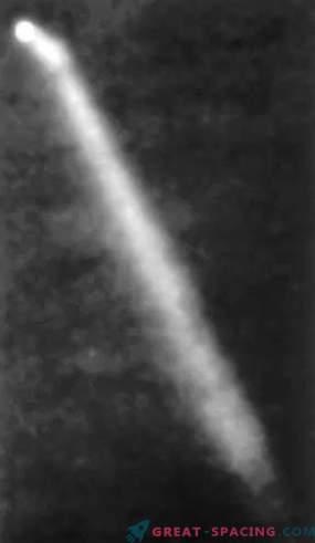 Kakšne svetle luči so ljudje v Ohiu videli leta 1949.