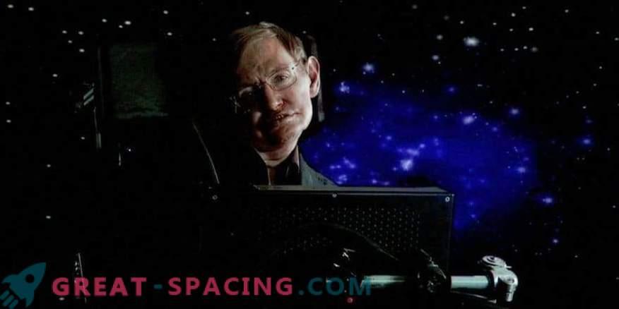 Hawkingova najnovejša knjiga odpravlja Boga iz vesolja.