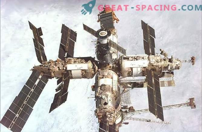 30 let kasneje: zapuščina vesoljske postaje Mir