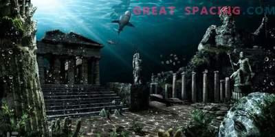 Atlantis je našel? Velik asteroid bi lahko uničil