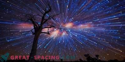 Eta-Aquarida meteorski tuš v začetku maja: kako in kje opazovati?