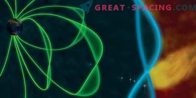 Močni impulzi ustvarjajo valovanje na Zemljinem magnetnem ščitu
