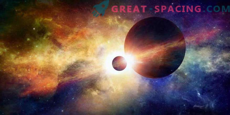 Ali v vesolju obstajajo temne zvezde