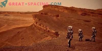Ali obstaja življenje na Marsu? Program Viking skriva skrivnost že več kot 40 let