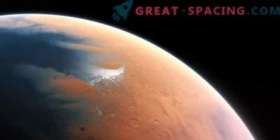 Meteoriti razkrivajo zgodovino marsovskega podnebja