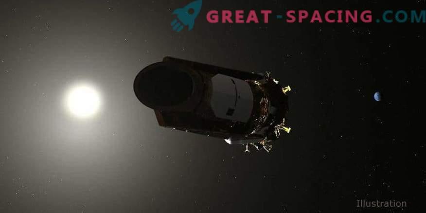 Zadnji ukazi za legendarni vesoljski teleskop Kepler