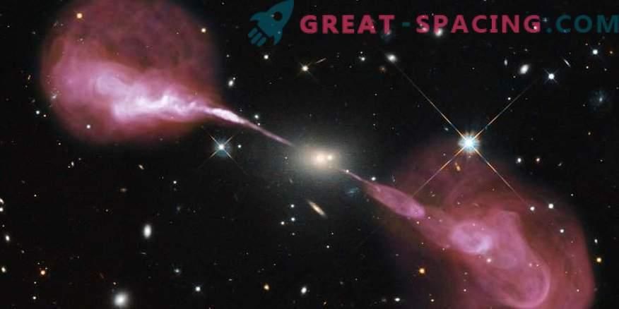Astronomi poročajo o najbolj oddaljeni radijski galaksiji