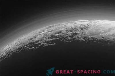 Vesoljska ladja New Horizons je poslala fotografijo meglenega